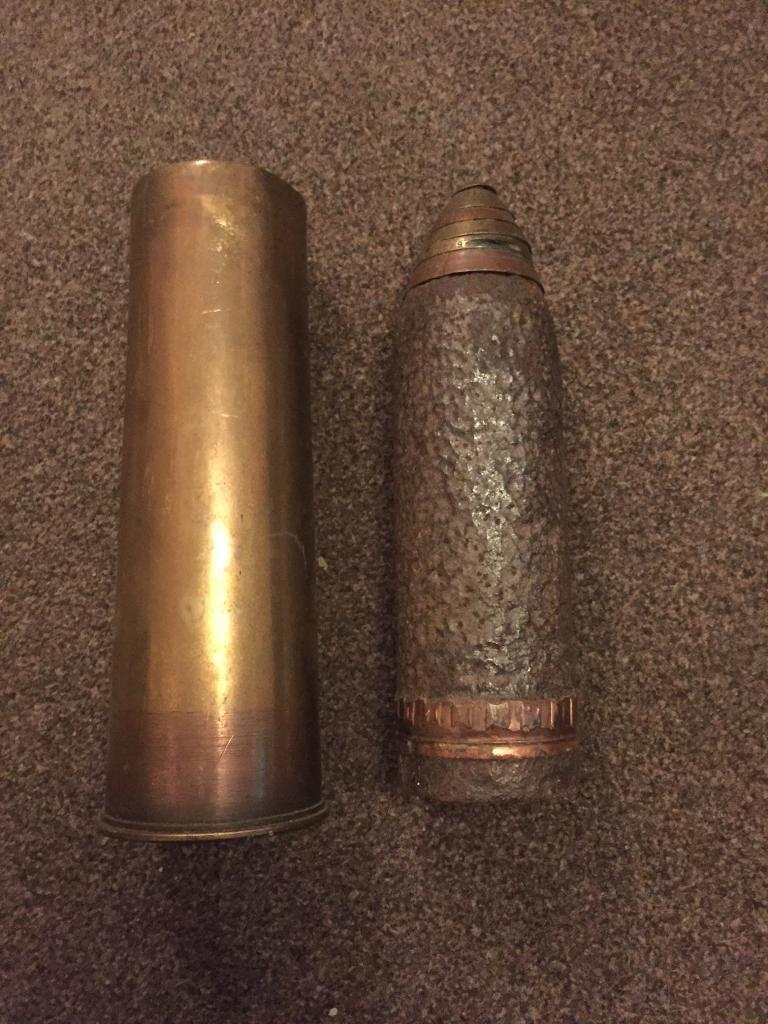 18 Pounder Artillery Shell In Ingleton Lancashire Gumtree