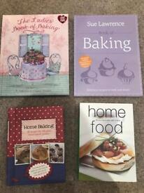 Cook Books (x4)