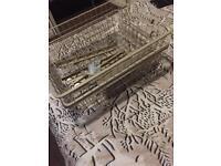 Wire baskets/ drawer/ storage for Ikea wardrobes