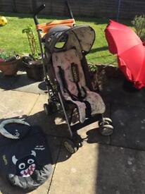 Cosatto Swift Lite Supa Stroller pushchair