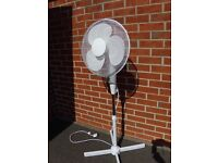 Electric Portable Air Cooling Floor Standing Pedestal Fan