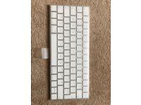 New Apple wireless keyboard