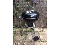 Weber 47 cm Compact Barbecue Charcoal