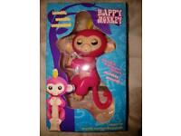 Pink Fingerling monkey