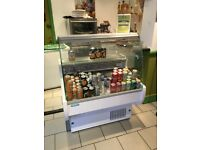 Complete cafe equipment stock - ovens, fridges, freezers etc.