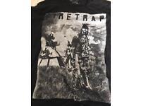 Firerrap t shirt. XXL.