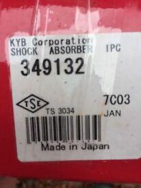 Kia Soul 1 rear shock absorber