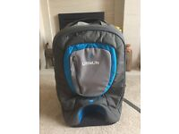 Littlelite backpack baby carry