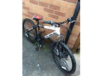 BOYS LIKE NEW concept junior 24 inch wheeled hard trail mountain bike