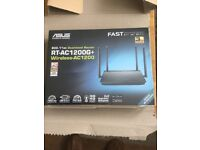 ASUS rt-ac1200g Router