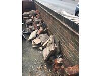Free Rubble - Collection only from Wilford, Nottingham