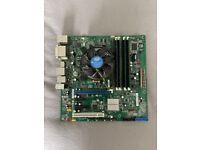 Intel Xeon Motherboard Bundle - E3-1245/16GB DDR3 Ram