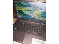 Acer Aspire ES15 Laptop with DvD drive - Like new