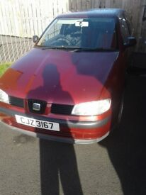 FOR SALE ++ 2001 SEAT IBIZA S 1.4 ++ FOR SALE