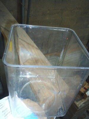 Brand New Northwestern Super 60 Plastic Globe Gumball Candy Pvc New