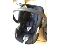 Cybex infant car seats and 2 isofix bases