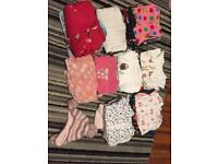 Baby Girls Bundle 9-12 and 12-18 months