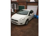 FIAT PUNTO. RELIABLE LITTLE GEM OF A CAR- ONLY SELLING AS IM LEAVING THE COUNTRY