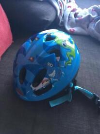 Raileigh toddler helmet size xxs 44-50