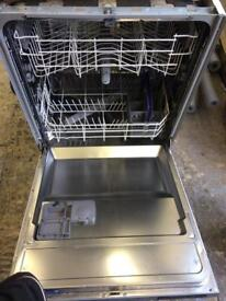 Beko integral dishwasher
