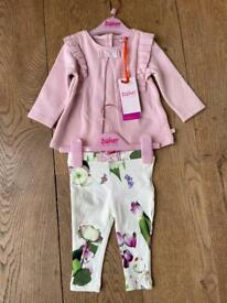Ted baker 3-6 months baby outfit