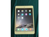 iPad mini 2 16gig wifi and Logitech keboard