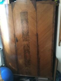 Great wardrobe good condition well made moving house so has to go