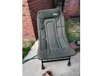 Wide boy fishing chair