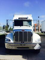 2011 Peterbilt Expedite Straight Truck (Great Shape - Low Miles)
