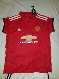 Manchester United strip