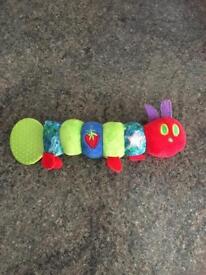 The Hunger Caterpillar rattle