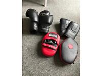 Boxing equipment £20
