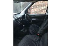 Vauxhall combo 64plate