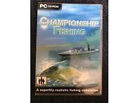 Champion fishing pc cd rom
