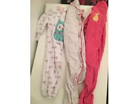 6-9 months girls clothes bundle
