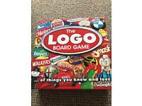 Logo board game for sale
