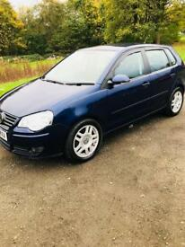 2007 VW POLO AUTOMATIC-FULL SERVICE HISTORY- FULL MOT- OUTSTANDING CONDITION ONLY: £2450