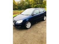 2007 VW POLO AUTOMATIC-FULL SERVICE HISTORY- FULL MOT- OUTSTANDING CONDITION ONLY: £2000