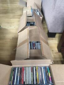 #5 - 430 CDs pop chart mix compilations Music joblot