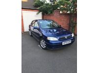 Vauxhall Astra 1.4 Excellent Condition Long Mot