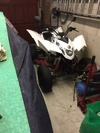 Quadzilla xlc 500 road legal quad