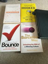 Business / development books