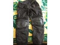 Buffalo motorcycle trousers