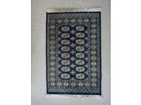 Handknotted Bokhara Rug
