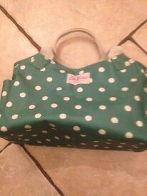 Cath kidston bag and matching purse