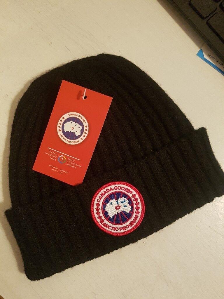 Canada Goose unisex hat winter  60c0a406de2