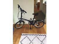 500 folding bike. Good condition
