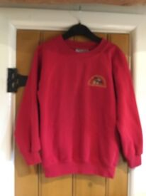 St Nicholas CE Infant school polo shirts and jumper