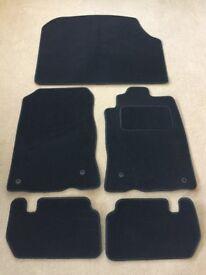 Full set of honda crz mats