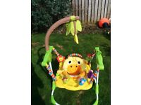 Jumperoo for sale.